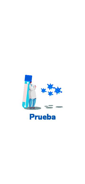 Prueba de COVID-19 por PCR disponible en línea. Agenda ahora
